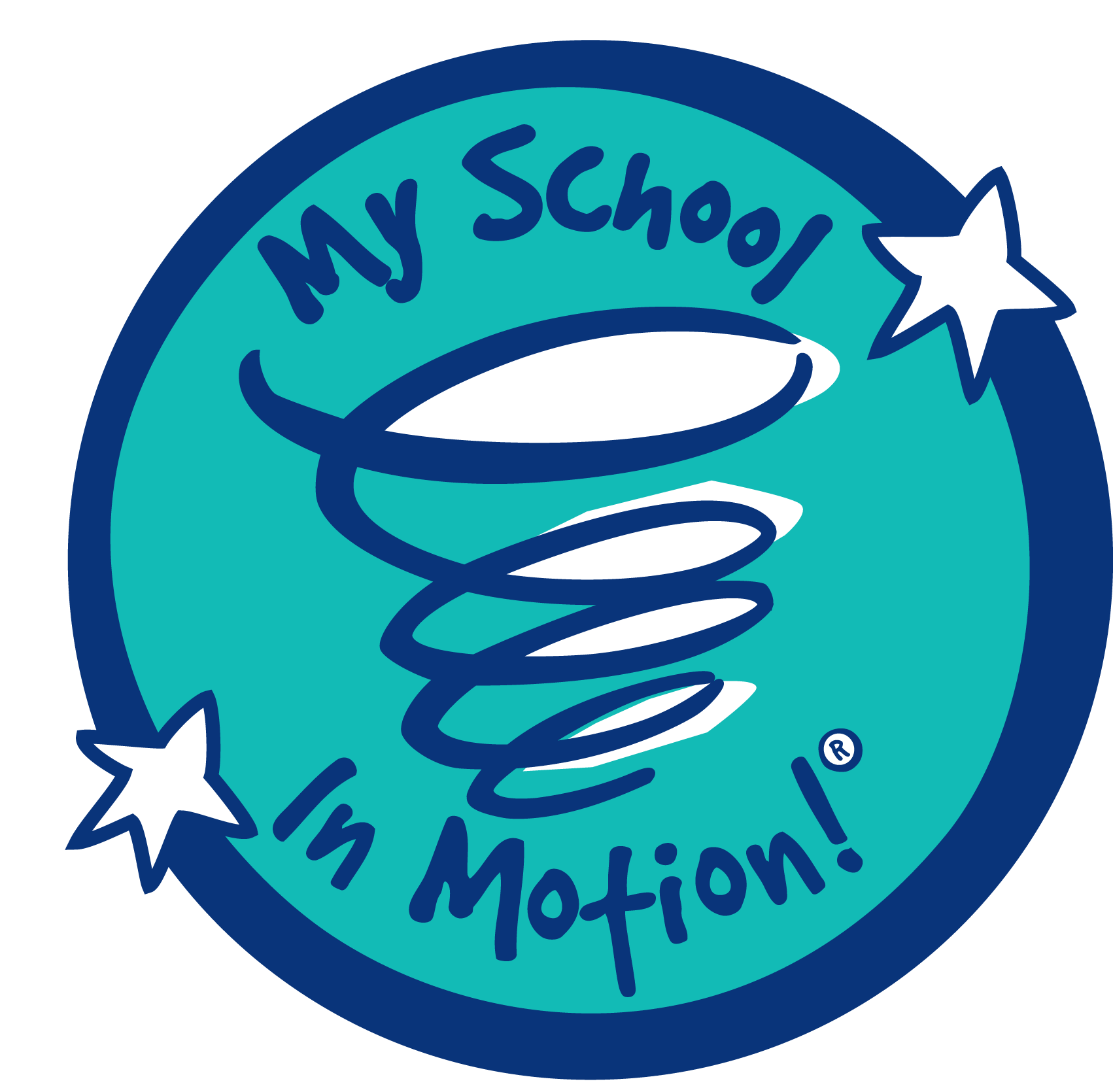 My School in Motion logo